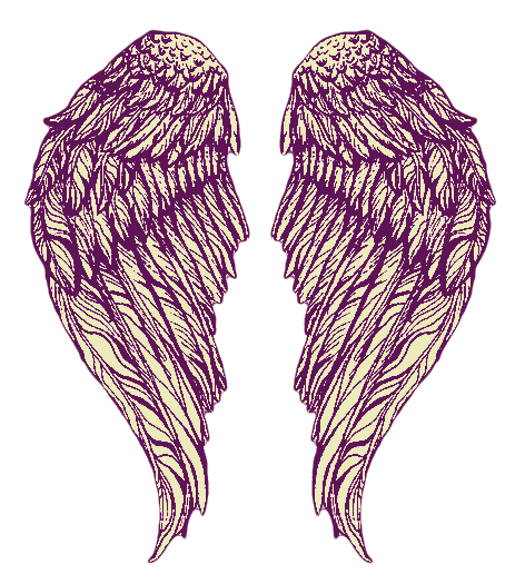 majestic angel wings
