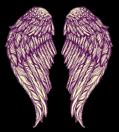 majestic angel wings