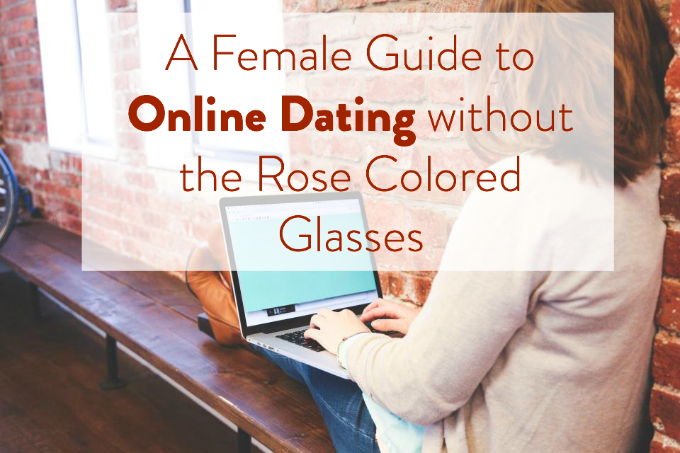 Online dating without pictures